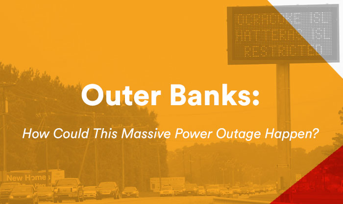 Outer Banks: How Could This Massive Power Outage Happen?