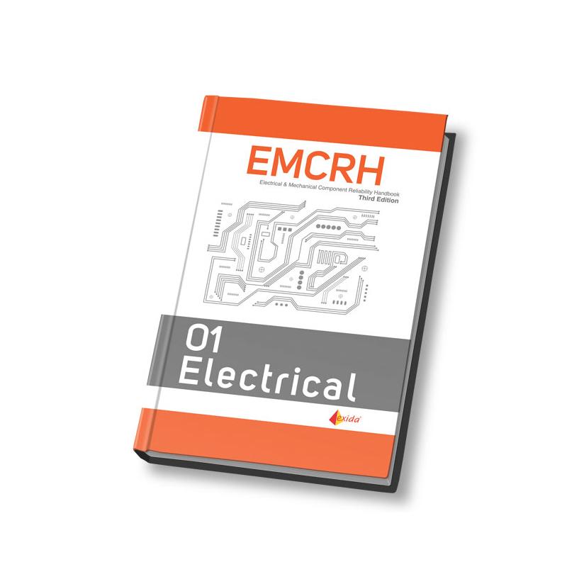 电气和机械部件的可靠性手册, 第三版