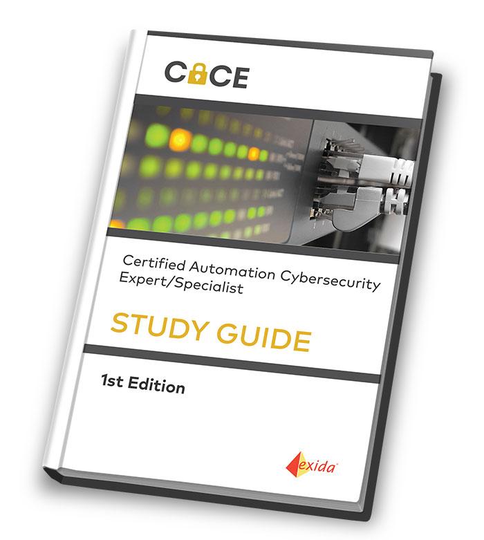 认证的自动化网络安保专家/专员 (CACE/CACS) 学习指南